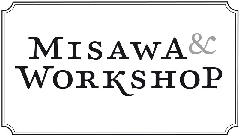 Logo Misawa and Workshop.