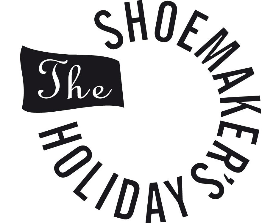 Logo The Shoemaker's holiday.